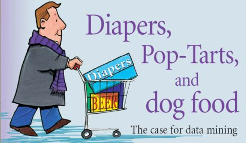 Diapers, Pop-Tarts, and Dog Food