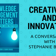 E1 – Creativity and Innovation
