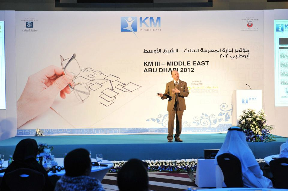 Knowledge Management Middle East, Abu Dhabi