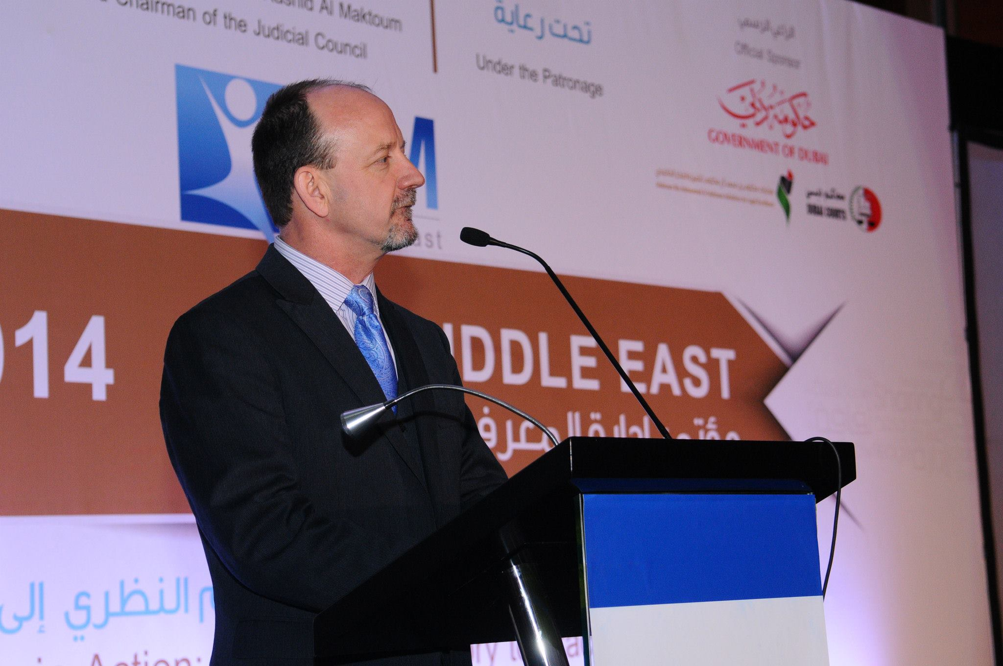 KM Middle East 2014