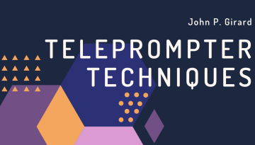 Teleprompter Techniques